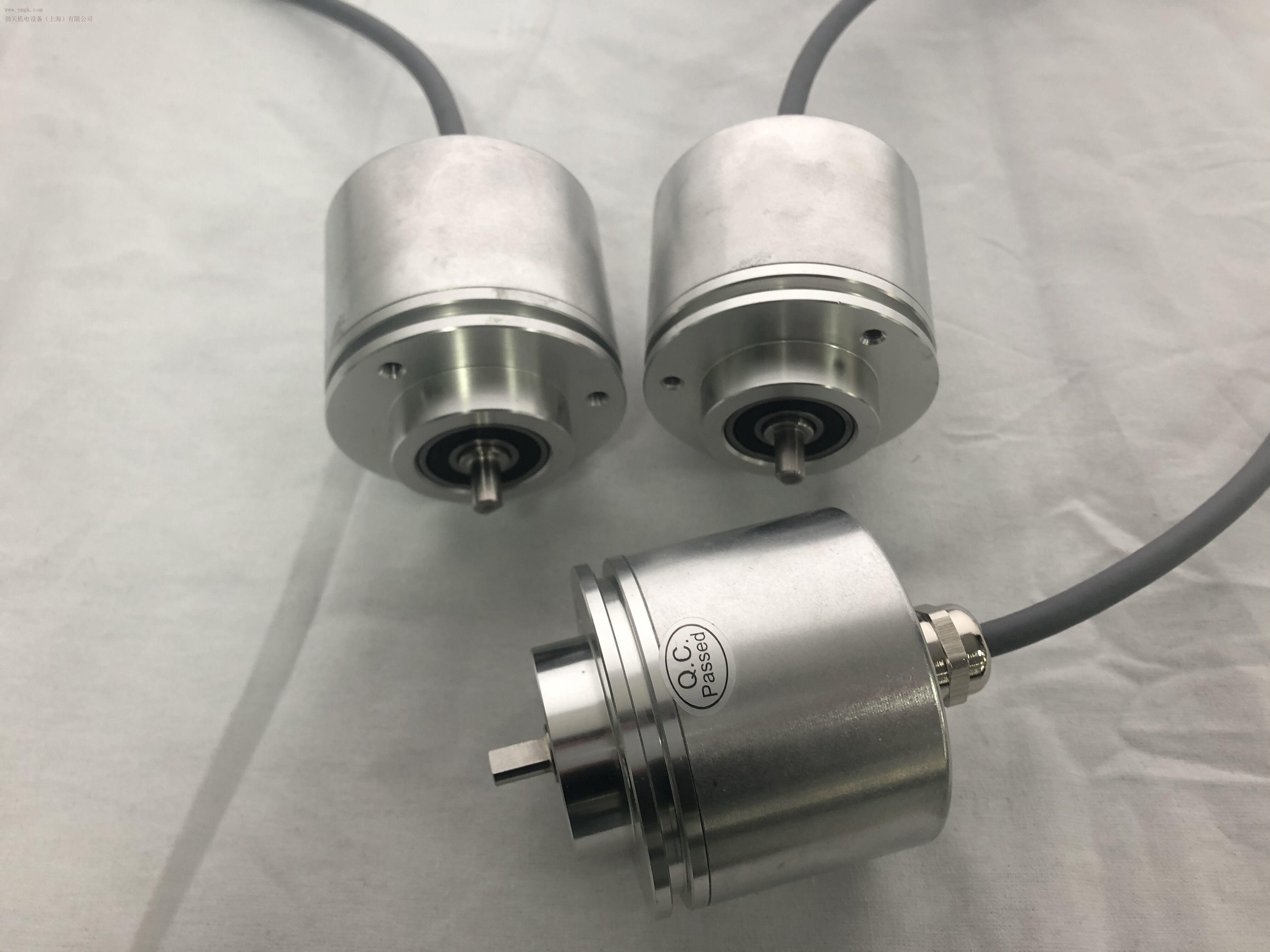 单圈canopen防水型信号编码器 单圈0-5v信号绝对值编码器 单圈ssi信号