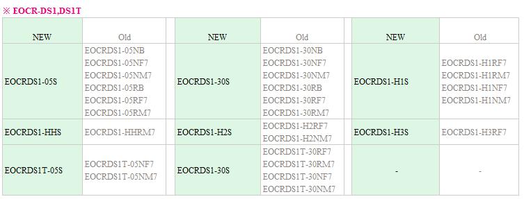 EOCRDS1-05NM7电子式过电流继电器 施耐德,韩国三和,韩国SAMWHA,电子式继电器,EOCR-DS1