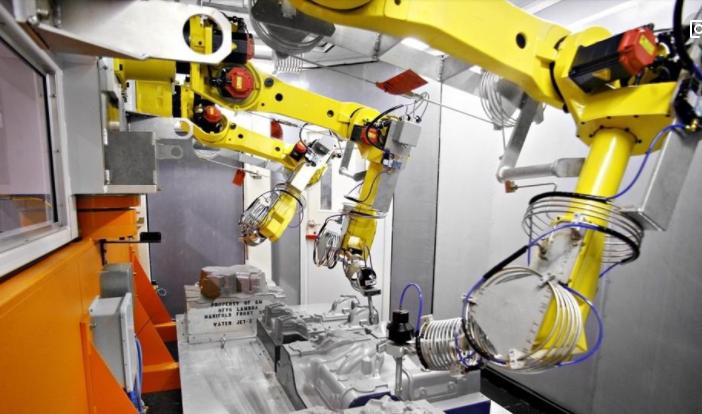 发那科机器人常见故障代码和故障处理方法
