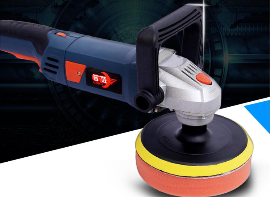 劲普-JP52803手提工业级电动抛光机汽车可用 车用抛光机,抛光机原理,抛光机用途