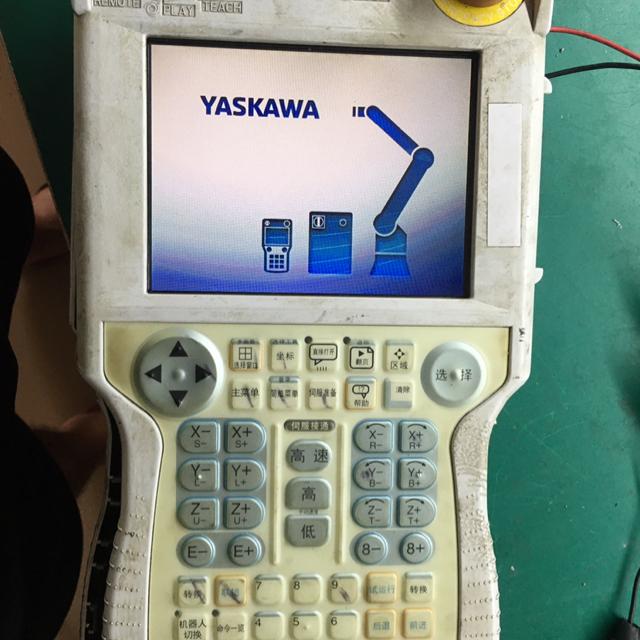 安川示教器DX100维修