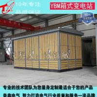 内蒙泰鑫YBM-630KVA欧式箱变厂家,箱式变电站价格,欧式箱变厂家 平顶山市智信电气有限公司