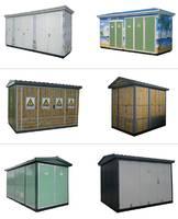 阿克苏YBM箱式变压器生产厂家,新疆箱式变电站价格 平顶山市智信电气有限公司