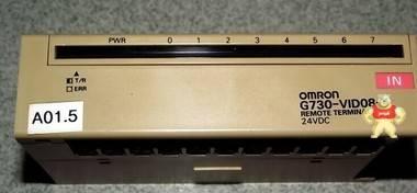 原装欧姆龙PLC G730-VID08-1 实物图