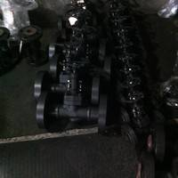 Z41Y锻钢法兰闸阀 三科阀门