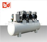 厂家供应无油静音空压机 医院专用静音无油空压机 BD1103W空压机