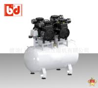 静音无油空压机 医用空压机 空压机 小型空气压缩机 BD7502空压机