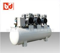 厂家直销BD7503无油静音空压机 2150W大排量高压无油静音空压机  彼迪