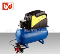 【彼迪压缩机】小型可移动无油静音空压机 仪器仪表专用空压机