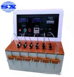 电源线温升试验机/试验仪,六组式插头线电流负载温升试验机