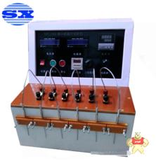 六组式插头线温升实验仪