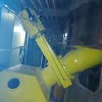 GZ643TC气动陶瓷单闸板阀
