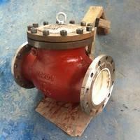 PH44TC陶瓷排渣止回阀