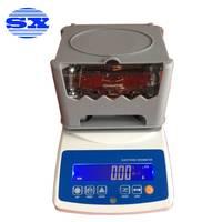 橡胶颗粒密度测试仪,精度千分之一数字显示电子比重计上海现货