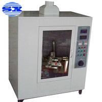 灼热丝燃烧测试仪 上海厂家现货 可订做触屏式灼热丝试验箱