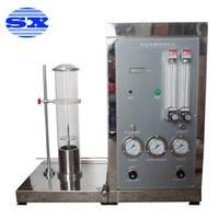 软片和薄膜材料氧指数测试仪 塑料检测设备供应商 浙江杭州现货