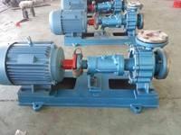 泊头供应泰盛RY65-40-250风冷式热油泵  20立方高温导热油泵