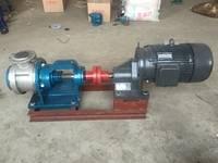 供应NYP-80内环式高粘度泵 沥青高粘度泵 保温泵