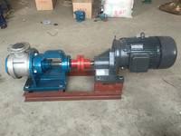 供应不锈钢高粘度泵 NYP10-0.5不锈钢转子泵 单转子泵