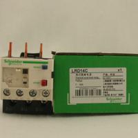 现货上海施耐德热继电器LRD14C热过载继电器7-10A