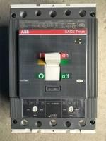 ABB空气开关T5N 400 TMA R400 PEF 3P固定式 塑料外壳式断路器 热磁脱扣