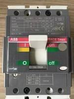 ABB交流塑壳断路器T2N 160 TMD R160 FFCL 3P固定式 塑料外壳式断路器 热磁脱扣