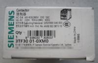 西门子国产3TF3010 交流接触器3TF3001-0XM0 9A 电压AC220V 380V 接触器