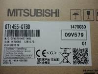 全新原装 三菱 触摸屏 GT1455-QTBD