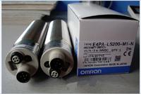 全新原装 欧姆龙 传感器 E4PA-LS200-M1-N