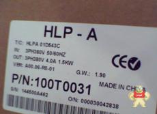 HLPA01D543C