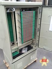 576芯免跳接光缆交接箱
