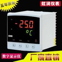 专业销售 虹润仪表 数字显示仪 简易型单回路数字显示控制仪