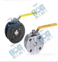 厂家直销Q71H意式对夹超薄型不锈钢球阀质量推荐低价