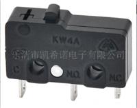 厂家批发小型防水轻触微动开关电子KW-5G凯希诺品质认证鼠标开关