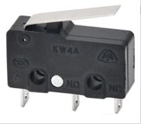 厂家批发小型防水轻触微动开关电子KW-5GL凯希诺认证鼠标开关