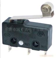 厂家批发小型防水轻触微动开关KW-5GL5S凯希诺认证 小型微动开关