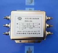 交流三相三线通用滤波器30A 380V 一级单节滤波和康电子