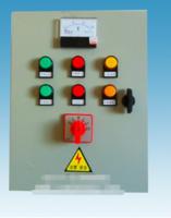 廠家直銷 一備一用工業排風機控制箱 消防聯動風機控制箱