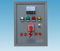 廠家定做 自動手動控制 消防聯動 引風機控制箱