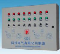 廠家定做 變電站排風 可編程定時自動輪換 風機控制箱 電控箱