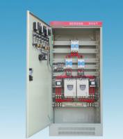 30KW落地式一用一備消防泵軟起動器控制柜 廠家直銷
