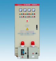 浙江樂清柳市 超聲波液位監測儀 無線水位監測 軟啟動器柜