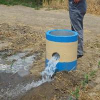 农村浇地智能射频IC卡控制器 农田灌溉智能 射频卡机井控制箱 水泵控制箱专卖