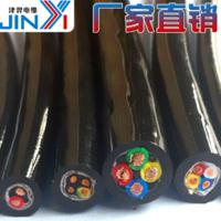 津羿供应 PUR高柔性耐磨拖拽电缆 耐腐蚀抗拉拖拽电缆