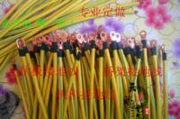 黄绿双色光伏组件跨接线