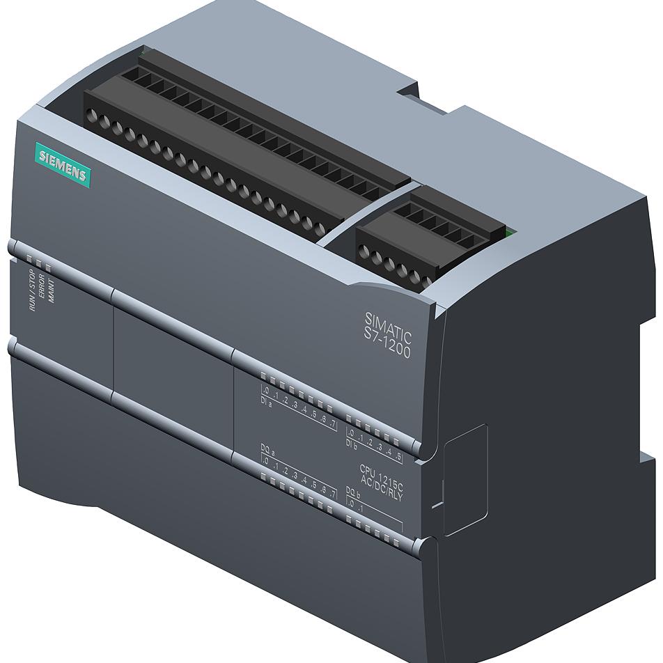 西门子PLC CPU 1215C 6ES7215-1BG40-0XB0