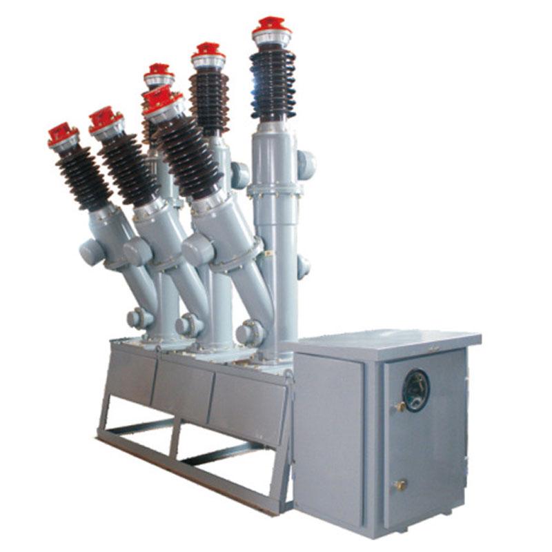 步捷电器 LW8-40.5 六氟化硫断路器LW8-35 上海步捷电器有限公司