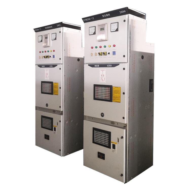 KYN28-12高壓電機控制柜