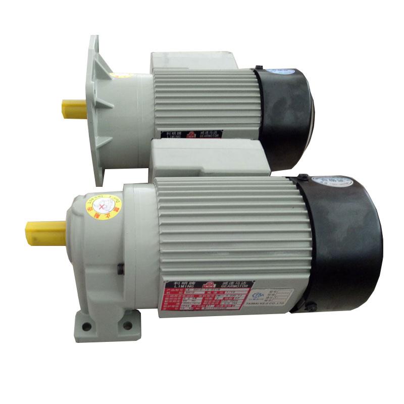 利明牌LK-SH減速電機、臺灣原裝SH減速馬達0.1KW-3.7KW