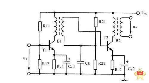 音频变压器电路的分类作用